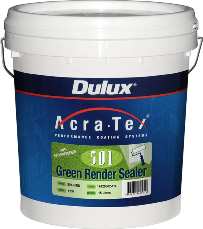 Dulux® Acratex Green Render Sealer