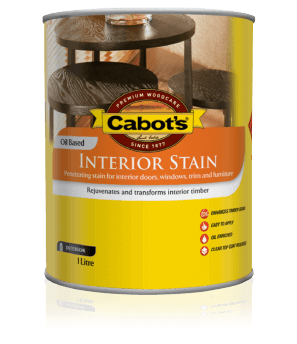 Cabot's® Interior Stain Oil Based